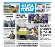 12/14/2009 Issue of USA TODAY