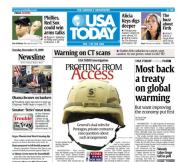 12/15/2009 Issue of USA TODAY