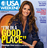 12/18/2009 Issue of USA Weekend
