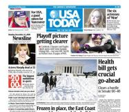 12/21/2009 Issue of USA TODAY