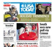 12/24/2009 Issue of USA TODAY