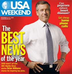 12/25/2009 Issue of USA Weekend