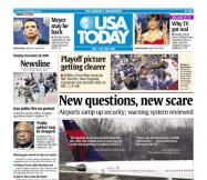 12/28/2009 Issue of USA TODAY