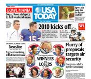 12/31/2009 Issue of USA TODAY
