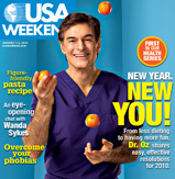 01/01/2010 Issue of USA Weekend