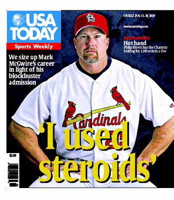 01/13/2010 Issue of Sports Weekly