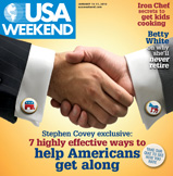 01/15/2010 Issue of USA Weekend