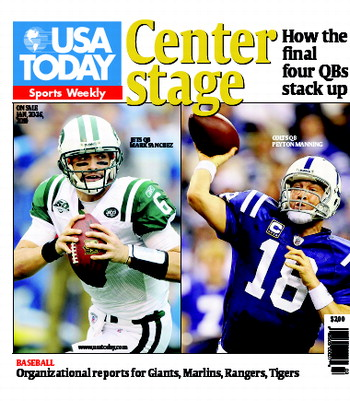 01/20/2010 Issue of Sports Weekly