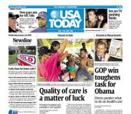 01/20/2010 Issue of USA TODAY