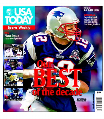 01/27/2010 Issue of Sports Weekly