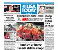 02/23/2010 Issue of USA TODAY