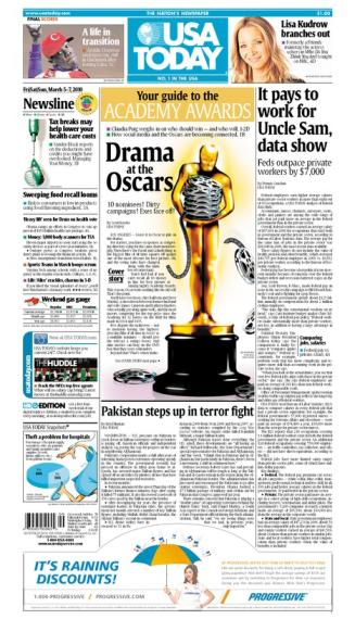 03/05/2010 Issue of USA TODAY