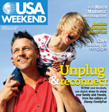 03/12/2010 Issue of USA Weekend