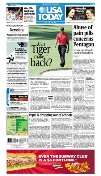 03/17/2010 Issue of USA TODAY