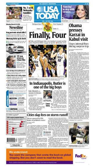 03/29/2010 Issue of USA TODAY