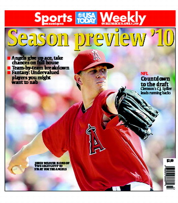 03/31/2010 Issue of Sports Weekly