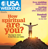 04/02/2010 Issue of USA Weekend