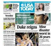 04/06/2010 Issue of USA TODAY