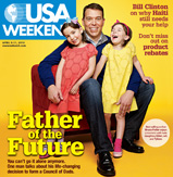 04/09/2010 Issue of USA Weekend
