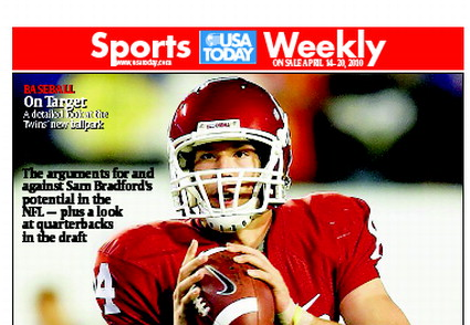 04/14/2010 Issue of Sports Weekly