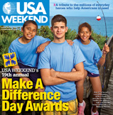 04/16/2010 Issue of USA Weekend