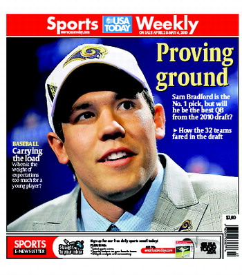 04/28/2010 Issue of Sports Weekly