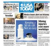 04/28/2010 Issue of USA TODAY