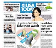 04/29/2010 Issue of USA TODAY