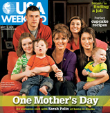 05/07/2010 Issue of USA Weekend