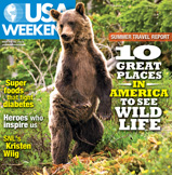 05/14/2010 Issue of USA Weekend