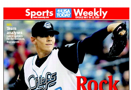 05/19/2010 Issue of Sports Weekly