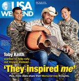 05/28/2010 Issue of USA Weekend