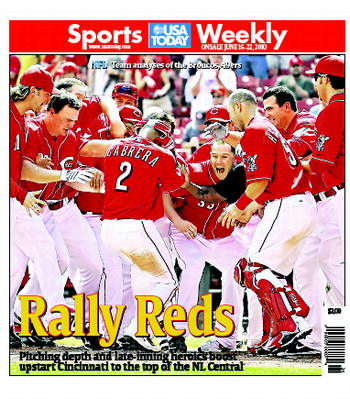 06/16/2010 Issue of Sports Weekly