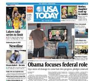 06/16/2010 Issue of USA TODAY