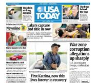 06/18/2010 Issue of USA TODAY