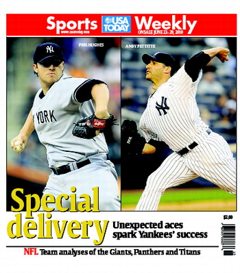 06/23/2010 Issue of Sports Weekly