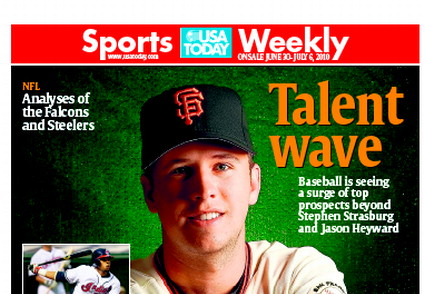 06/30/2010 Issue of Sports Weekly