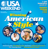 07/02/2010 Issue of USA Weekend
