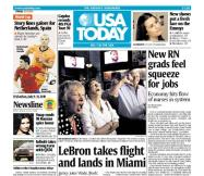 07/09/2010 Issue of USA TODAY