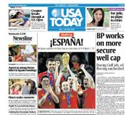 07/12/2010 Issue of USA TODAY