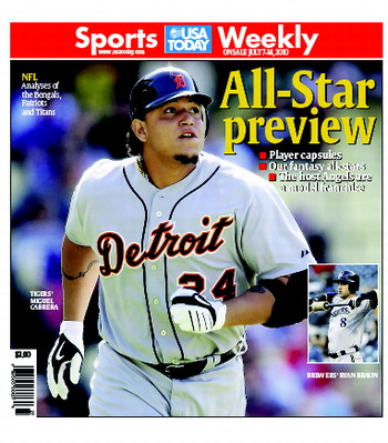 07/07/2010 Issue of Sports Weekly
