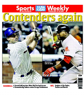 07/14/2010 Issue of Sports Weekly