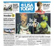 07/16/2010 Issue of USA TODAY
