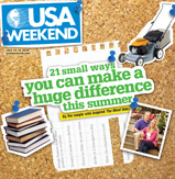 07/16/2010 Issue of USA Weekend
