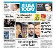 07/22/2010 Issue of USA TODAY