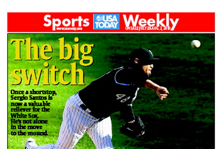07/28/2010 Issue of Sports Weekly