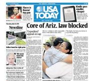07/29/2010 Issue of USA TODAY