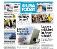 07/30/2010 Issue of USA TODAY