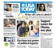 08/03/2010 Issue of USA TODAY
