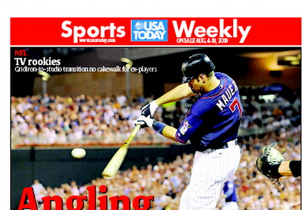 08/04/2010 Issue of Sports Weekly